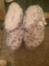 Lovely little girl shoe