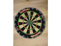 Winmau masters dart board