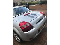 2004 Mr2 convertible MOT MARCH GREAT BUY