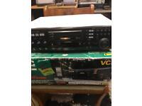 Video CD player karaoke