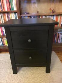 Ikea Hemnes small chest of 2 drawers