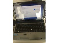 acer aspire 5740 intel i3 quad core windows 10 laptop 6gb ram