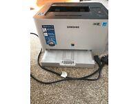 Samsung wireless laser colour printer
