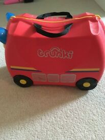 Fire engine trunki