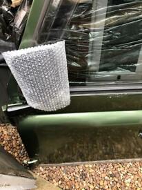 Land Rover defender front doors