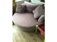 Swivel Cuddle Chair from Next