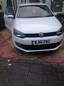 Vw polo match 1.2 candy white 2011