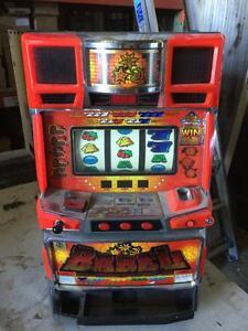 BABEL Digital LCD Japanese Pachislo Skill Stop Slot Machine