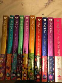 BRAND NEW BOOK COLLECTION - The Princess Diaries - Young Teen Girl