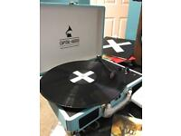 Brand new capital briefcase record player usb