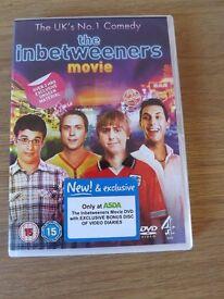 The Inbetweeners - The Movie DVD