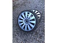 Multiple fit alloys 19inch