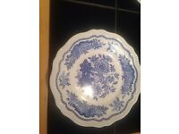 Beautiful antique style plates