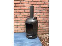 Garden Fire pit / Log burner