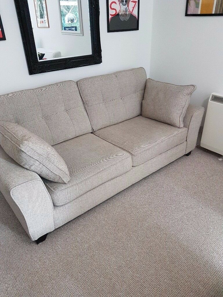 Dfs Hartley 3 Seater Sofa For Sale Near New In