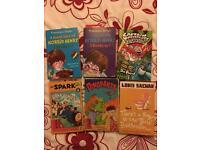 Bundle of 6 kids books RRP £40