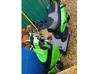 Electric 50cc Motorped Spare or Repairs