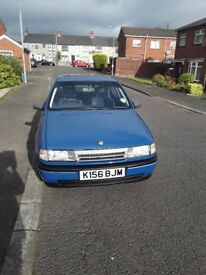 1992 Vauxhall Cavalier GL 2.0i For Sale. Great classic car at a great price