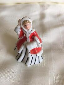 Royal doulton miniature called Noelle