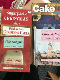 Sugarcraft books