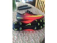 Nike Mercurial adult size 7
