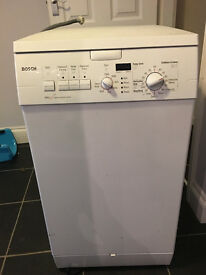BOSCH Top loader Washing Machine Works Great!