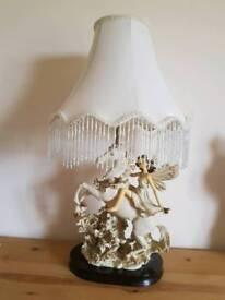 Fairy unicorn lamp