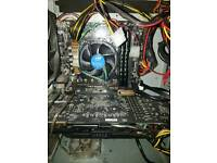Intel i5 4690K with Asus Motherboard
