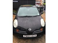 Automatic Low Mileage Nissan Micra