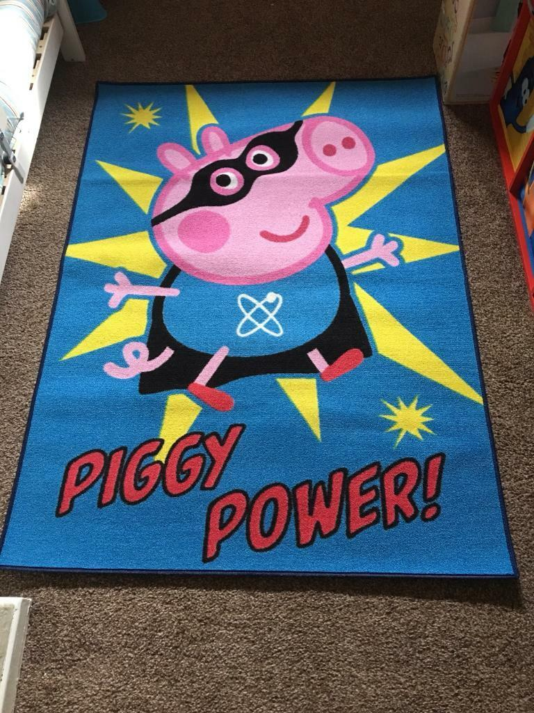 Marvelous George Pig Bedroom Rug In Hyde Manchester Gumtree Interior Design Ideas Tzicisoteloinfo