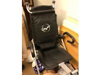 Abs exercise chair