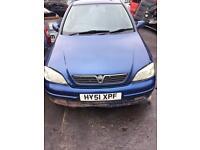 Vauxhall Astra 2.2 SRi. 2 door sport. 51 mod