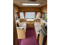 Abbey freestyle 540se fixed bed 2004 excellent condition