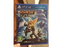 Ratchet and clank PS4 game brand new can post