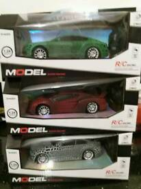 R/c model racing cars