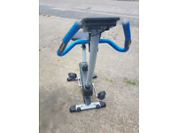 York C202 exercise bike fitness cycling used and working £45