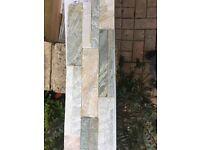 Porcelanosa stone tiles