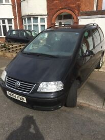 Vw sharan like galaxy zafira 7 seat automatic
