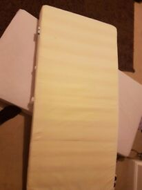 Toddler bed/cotbed mattress