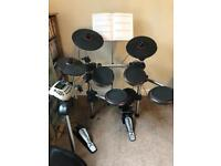 Carlsbro electric drum kit CSD200 - like new