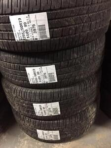 255/50/19 Goodyear Eagle RS-A (All Season)