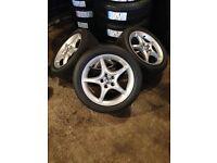 Toyota Celica Alloy Wheels Just Refurbished