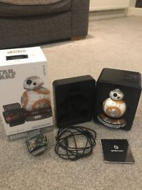 Star Wars bb8 only used a couple of times