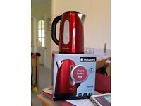 Hotpoint red rapid boil As New )