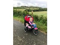 Phil and Teds Navigator V1 Double Buggy