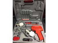 Soldering gun set