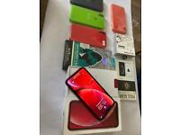 iPhone Xr 64GB (PRODUCT) Red Immaculate Condition Unlocked (No PayPal No Postage)!!