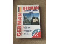 German CD Intensive Language Course
