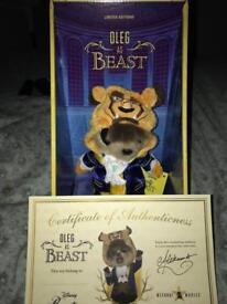 Oleg (Beast) Meerkat teddy
