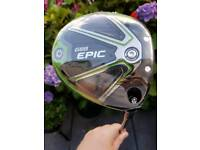 Callaway Golf GBB Epic Sub Zero Driver